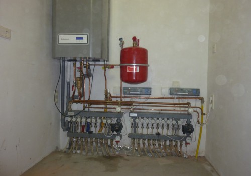 CV en Water installaties